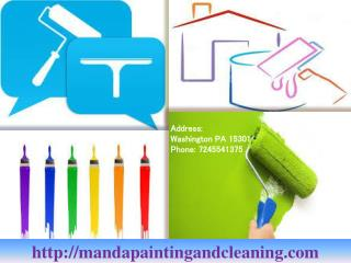 Industrial Painting, Interior & Exterior Commercial Painter,
