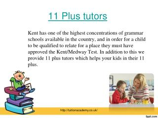 Tutors by Tuition Academy