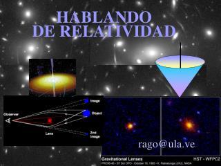 Relatividad 1/3