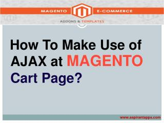 AJAX Add to Cart Magento Extension