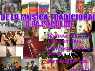 Taller de Música Popular Venezolana