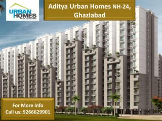 Aditya Urban Homes NH 24 Ghaziabad