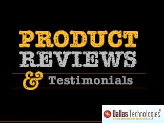 dallas technologies reviews