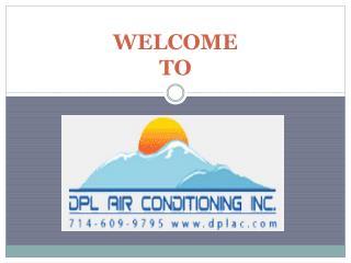 AC & Heating Installation