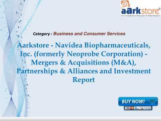 Aarkstore - Navidea Biopharmaceuticals, Inc.