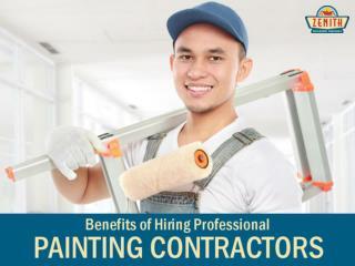 Benefits of Hiring Painting Contractor in Denver