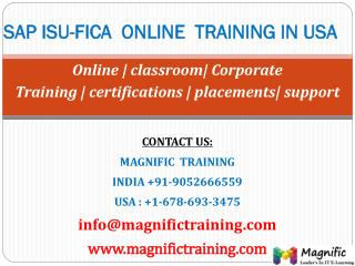 sap isu-fica online training in canada