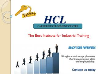 Six Weeks Industrial Training in Chandigarh