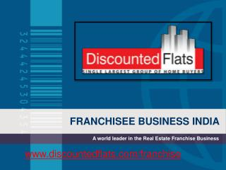 Franchise Opportunity, Franchise Office, Franchise Support,F