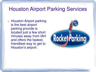Airport Parking Houston