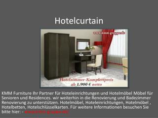 Hotelcurtain