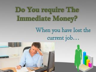 Bad Credit Unemployed Loans To Tackle Unwanted Cash Hurdles