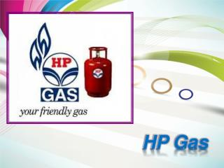 HP Gas New Connection