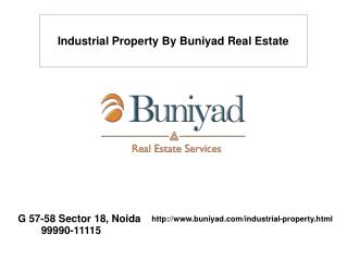 Buy/Sale Industrial Property in Noida