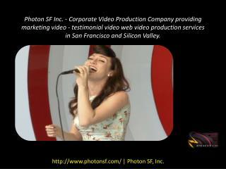 San Francisco videographer