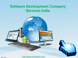 Software Development Company Services India
