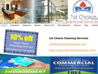 School and Daycare Cleaning Services in Georgia