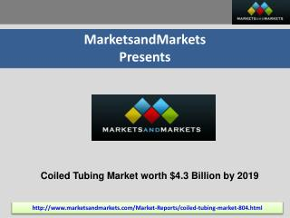 Coiled Tubing Market by Services Active Fleet - 2019