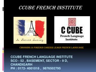 Learn French In Chandigarh