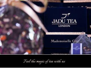 Mademoiselle Grey Tea, Sri Lankan Black Tea, Darjeeling Tea