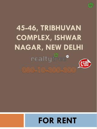 Commercial Property for Rent in Ishwar Nagar