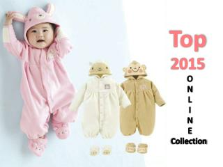 Top 2015 Online Collection for Baby clothes