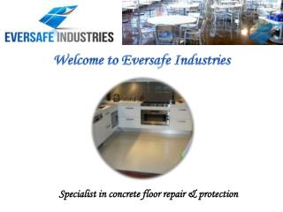Epoxy Floor Coating Sydney