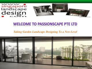 Vertical Garden Singapore