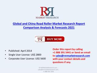 Global and China Road Roller Industry Manufacturing Plants D