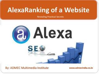 Alexa Ranking Of Website