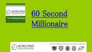 60 Second Millionaire