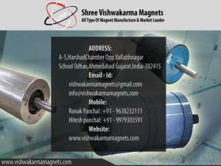 All Type of Magnet Manufacturer