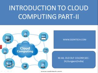 Cloud Computing training company India