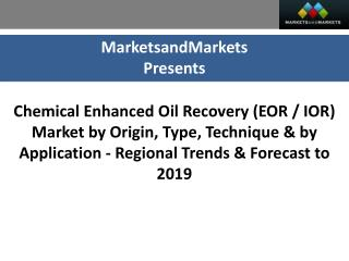Chemical Enhanced Oil Recovery EOR & IOR Market worth $150.3