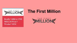 The First Million Binary