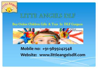Buy Online Children Gifts & Toys In Dlf Gurgaon