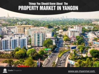 Things to Consider – Real Estate Consultancy in Yangon