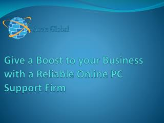 Give a Boost to your Business with a Reliable Online PC Supp