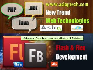 Aslog Tech Offers Innovative and Effective IT Solutions