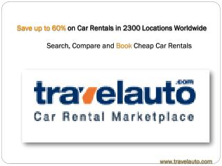 Travelauto - Rent a car doha