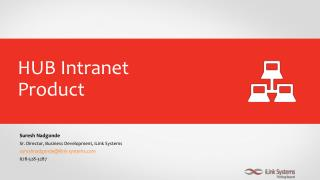 HUB Intranet Product | Intranet Portal Solutions