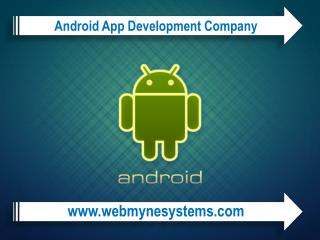 Android Application Development Company