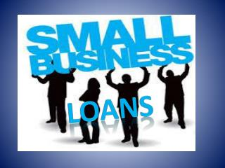 Small Business Loans In WA