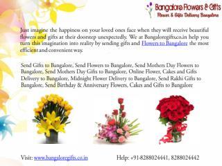 Send Gifts to Bangalore