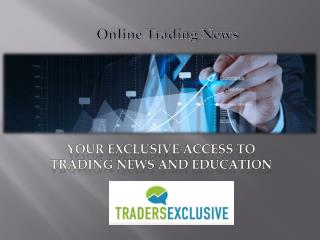 Online Trading News