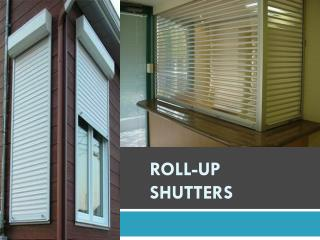Roll-up Shutters