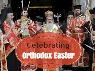 Celebrating Orthodox Easter