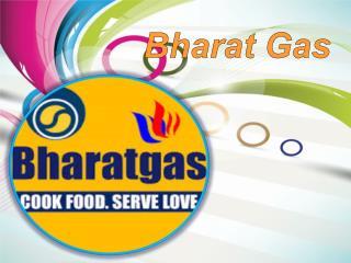 Bharat Gas Online Booking