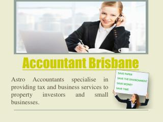 Property Accountant Brisbane