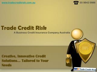 Credit Insurance Australia